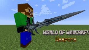 World of Warcraft Weapons - 3D мечи из игры Wow (1.15.2, 1.14.4, 1.12.2)
