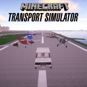 Immersive Vehicles -Transport Simulator (1.12.2, 1.11.2, 1.10.2)