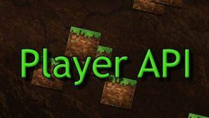 Player API - (1.12.2, 1.11.2, 1.10.2, 1.7.10)
