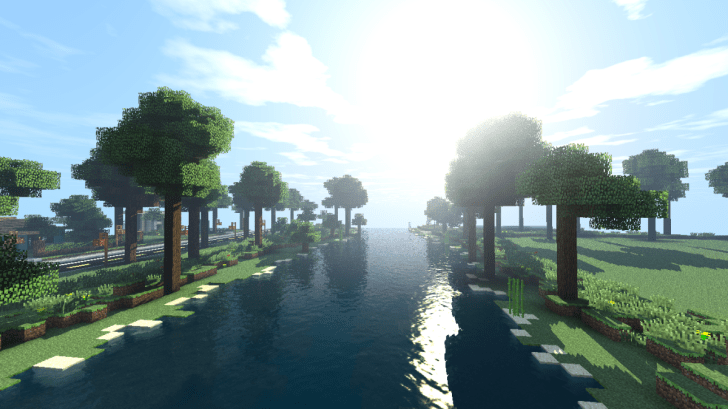Werrus Shaders (1.14.4, 1.13.2, 1.12.2 — 1.7.10)