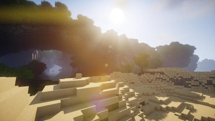 Chocapic13 Shaders v6 v7.1 (1.14.4, 1.13.2, 1.12.2 — 1.7.10)