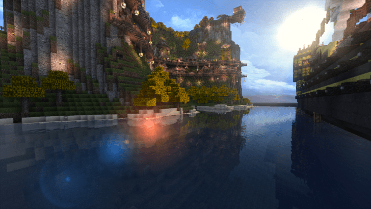 DocteurDread's Shaders (1.14.4, 1.13.2, 1.12.2 - 1.7.10)